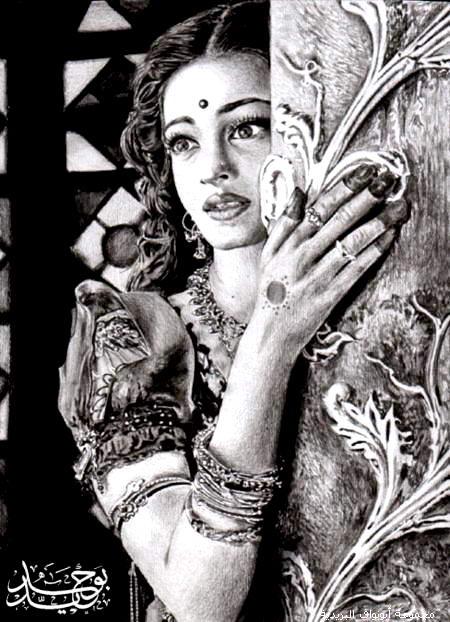 قلـــم رصــاص Aishwarya