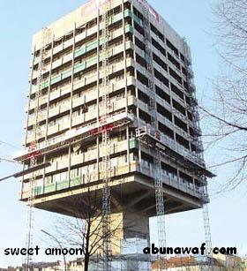 اغرب عشر مباني في العالم 11f83f89f7