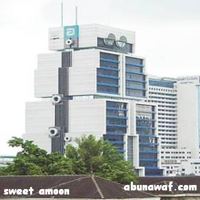 اغرب عشر مباني في العالم C8c20162b3