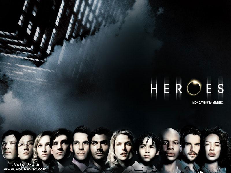 مسلسل هيروز Heroes كامل 4 مواسم 86 حلقة dvdrip مترجم على اكثر من سيرفر عرب نكست Heroes-all