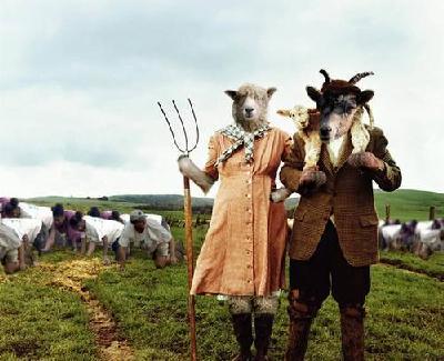 خرفـــــــــــــــــــــــــــان العيد لاتفووووووووووووتك................*ـ* Sheep