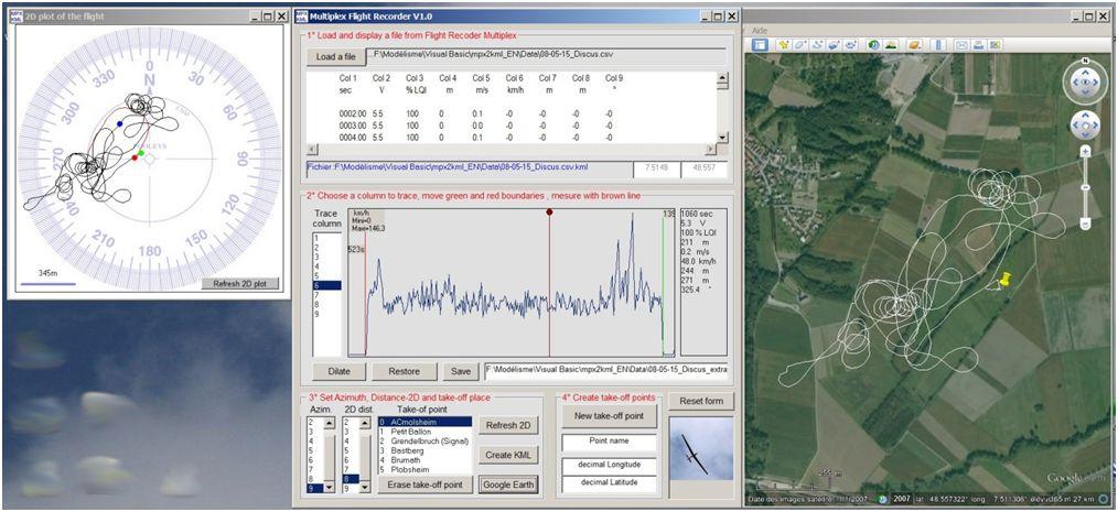 GPS et Google Earth ? Mpx2kml_1