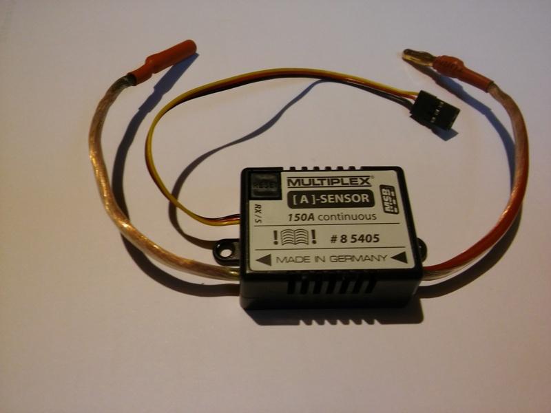 A vendre télémétrie Multiplex : sonde 150 ampères Sonde_A