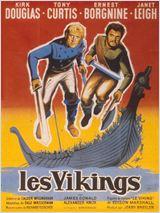 Les vikings (1958) Aff