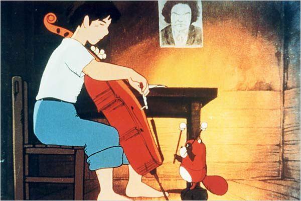 Goshu le violoncelliste Gp2