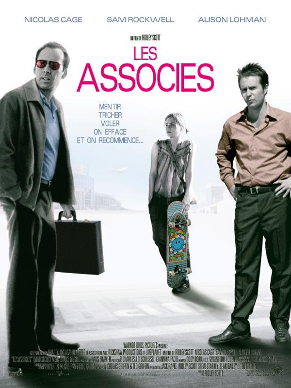 Les Associés [DVDRiP][2012][DF] Affiche2