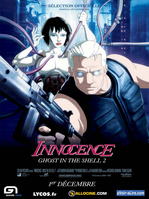 Innocence - Ghost in the Shell 2 18397262