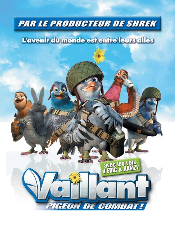 [Disney] Vaillant, Pigeon de Combat ! (2005) 18413361