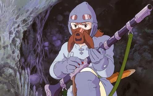 studio ghibli - [Ghibli] Nausicaä de la Vallée du Vent 18818023