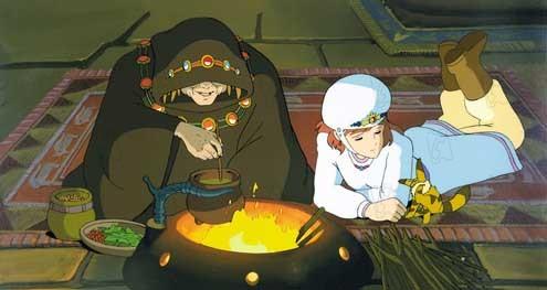 studio ghibli - [Ghibli] Nausicaä de la Vallée du Vent 18818035
