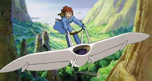 studio ghibli - [Ghibli] Nausicaä de la Vallée du Vent 18818068