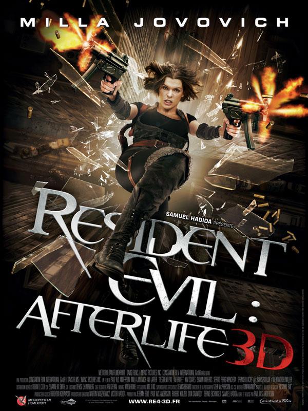 Resident Evil : Afterlife 3D 19486570