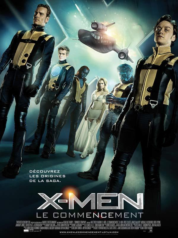 X-Men Le Commencement 19732066