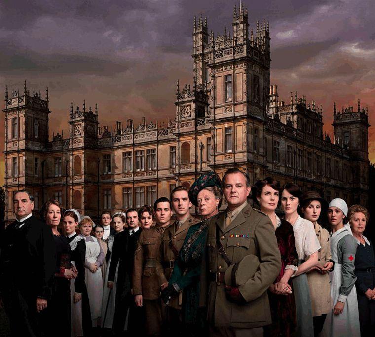 Downton Abbey 19789857