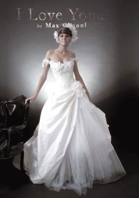 صور فساتين وتسريحات زفاف منوعة 13