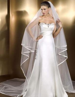 صور فساتين وتسريحات زفاف منوعة 15