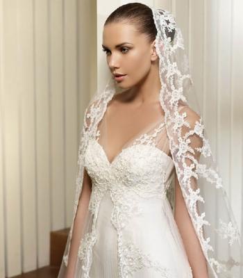 صور فساتين وتسريحات زفاف منوعة 2