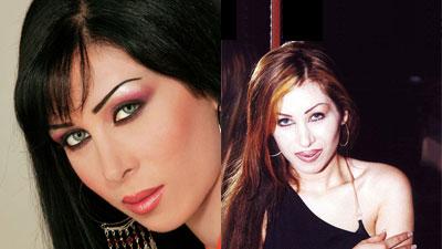فنانات قبل وبعد التجميل 21