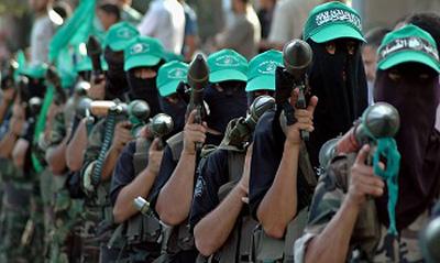 صور عرض عسكري لمجاهدين حماااااااااااااس.......غزة 17