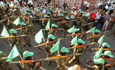 صور عرض عسكري لمجاهدين حماااااااااااااس.......غزة 18