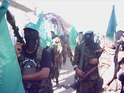صور عرض عسكري لمجاهدين حماااااااااااااس.......غزة 3