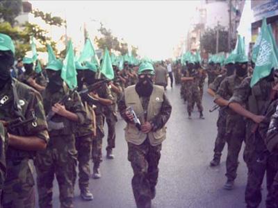 صور عرض عسكري لمجاهدين حماااااااااااااس.......غزة 8