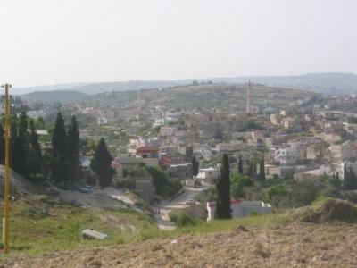 مناظر طبيعية من بلدة عرابة : طريق نابلس 25755915813