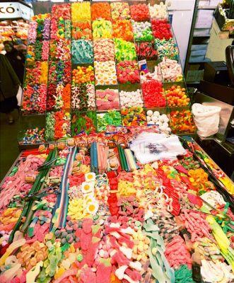 سحر  الالوان  في سوق  بوكيريا  البرشلوني 3901386636