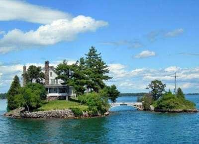 أجمل المنازل وسط الماء 3909762383