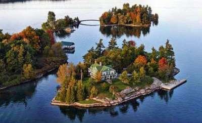 أجمل المنازل وسط الماء 3909762385
