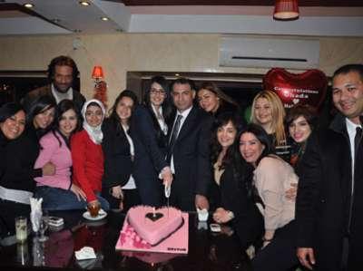 زواج غادة عبد الرازق على الإعلامي محمد فودة بالصور 3909792813