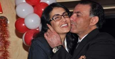 زواج غادة عبد الرازق على الإعلامي محمد فودة بالصور 3909792817