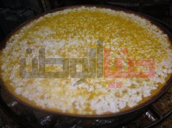 """أقدم محل لصناعة """"الكنافة النابلسية"""" الأكلة الشعبية العريقة..طريقة تحضيرها..ولماذا يعشقها الناس ؟ 3909874119"""
