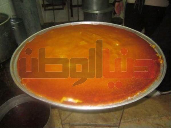 """أقدم محل لصناعة """"الكنافة النابلسية"""" الأكلة الشعبية العريقة..طريقة تحضيرها..ولماذا يعشقها الناس ؟ 3909874122"""