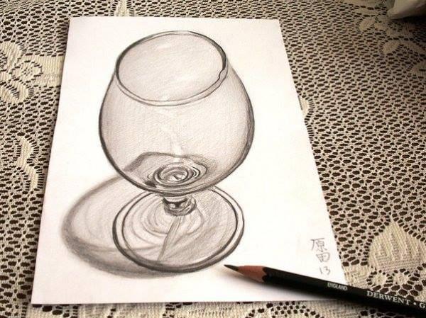 الفن بقلم الرصاص 3910038882