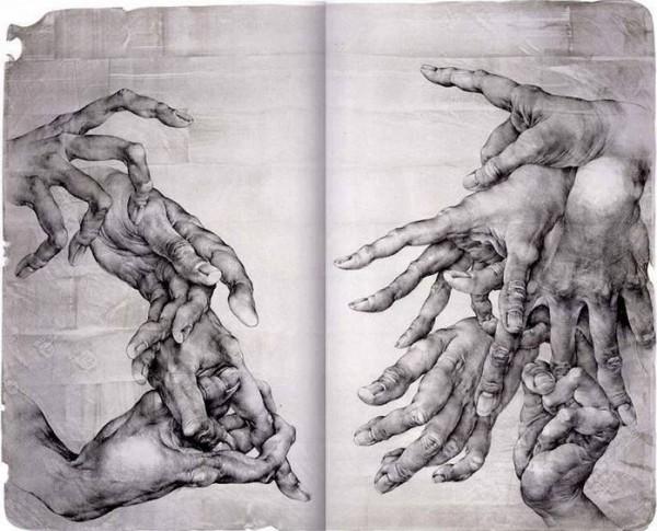 الفن بقلم الرصاص 3910038887