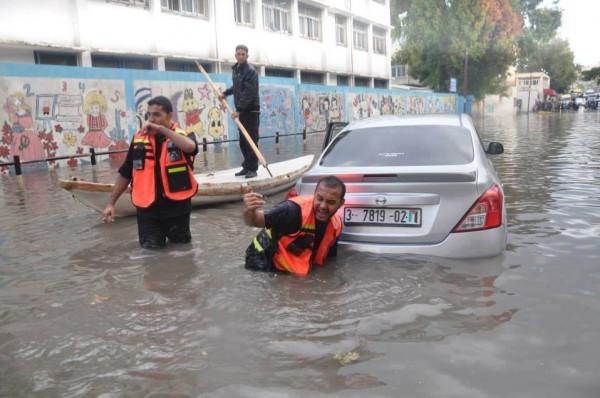 الامطار تغرق البلاد 5-12-2013 3910049331