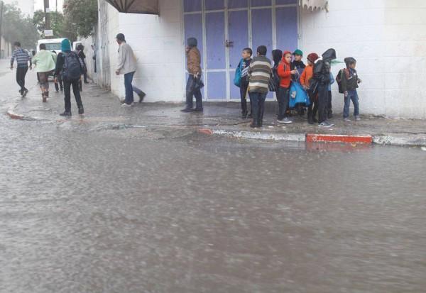 الامطار تغرق البلاد 5-12-2013 3910049338