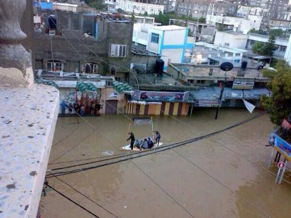 الامطار تغرق البلاد 5-12-2013 3910049341