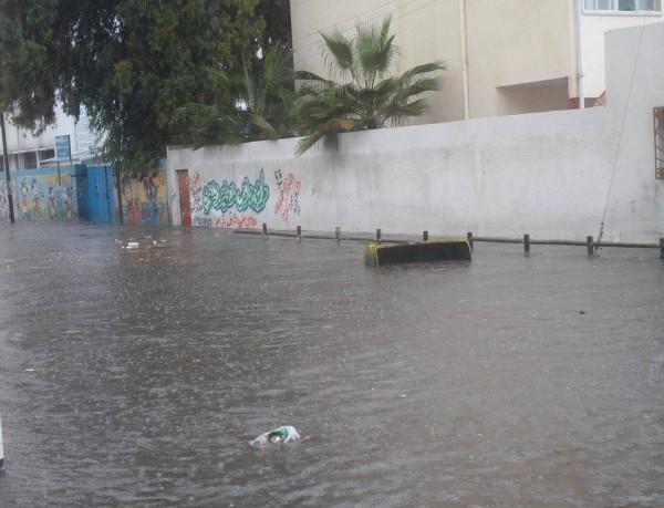 الامطار تغرق البلاد 5-12-2013 3910049346