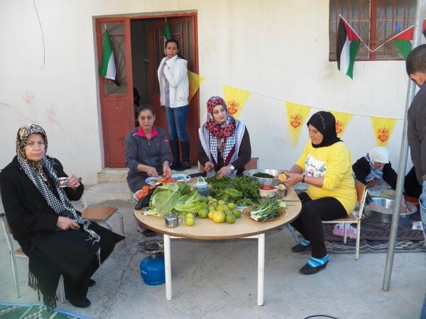 يوم تراثي فلسطيني في مخيم الرشيدية 3910061660