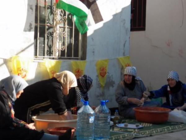 يوم تراثي فلسطيني في مخيم الرشيدية 3910061661