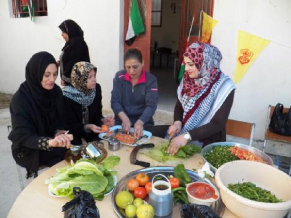 يوم تراثي فلسطيني في مخيم الرشيدية 3910061662