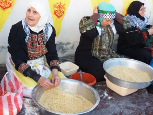 يوم تراثي فلسطيني في مخيم الرشيدية 3910061665