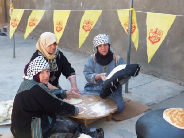 يوم تراثي فلسطيني في مخيم الرشيدية 3910061670