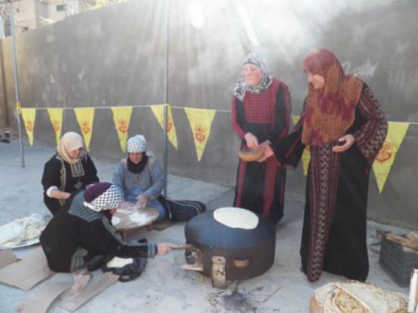 يوم تراثي فلسطيني في مخيم الرشيدية 3910061671