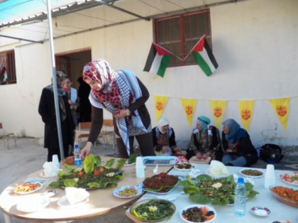 يوم تراثي فلسطيني في مخيم الرشيدية 3910061672