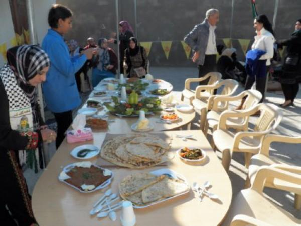 يوم تراثي فلسطيني في مخيم الرشيدية 3910061674