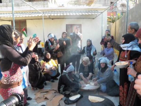 يوم تراثي فلسطيني في مخيم الرشيدية 3910061675