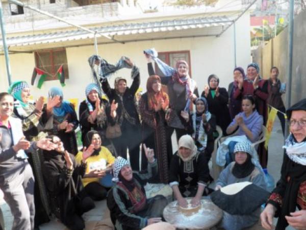 يوم تراثي فلسطيني في مخيم الرشيدية 3910061676